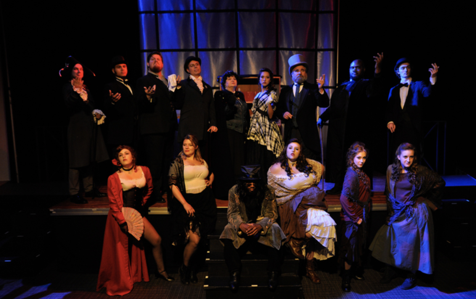 The Cast of Jekyll & Hyde